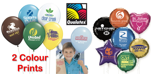 Balloon Imprinting and Promotional Items