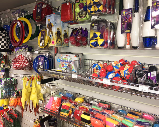Clown supplies for clowns in london ontario canada