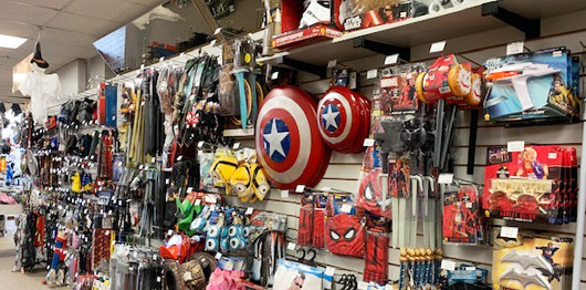 Costume Accessories in London