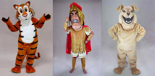 Custom Mascot Costumes in London Canada