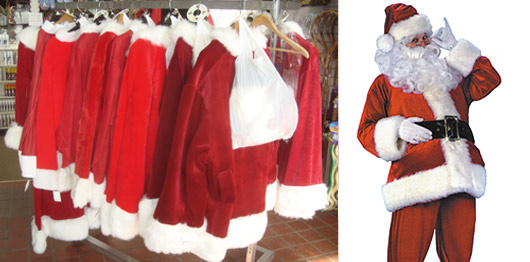 Buy Santa Suits in London Ontario