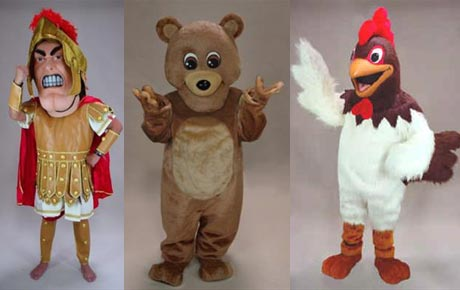 Corporate Mascot Sales and Manufacturing London Ontario Canada