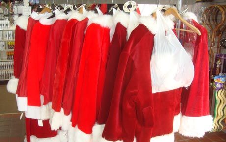 Santa Suits Costumes London Ontario