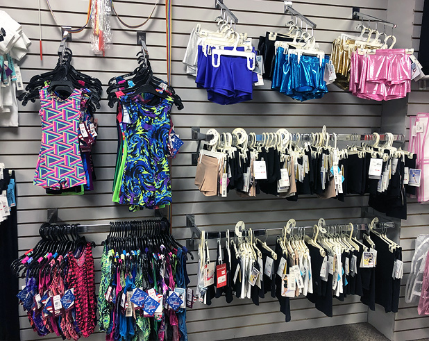 Gymnastics clothing in London Ontario