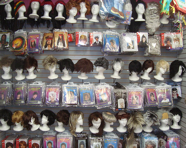 wigs for costumes in London Ontario