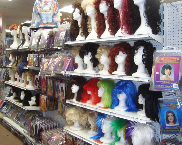 party wigs in London Ontario